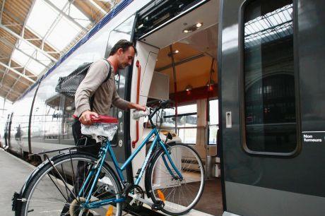 Comment prendre le train avec son vélo ?